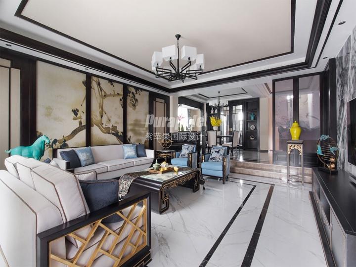 新中式别墅风格装修