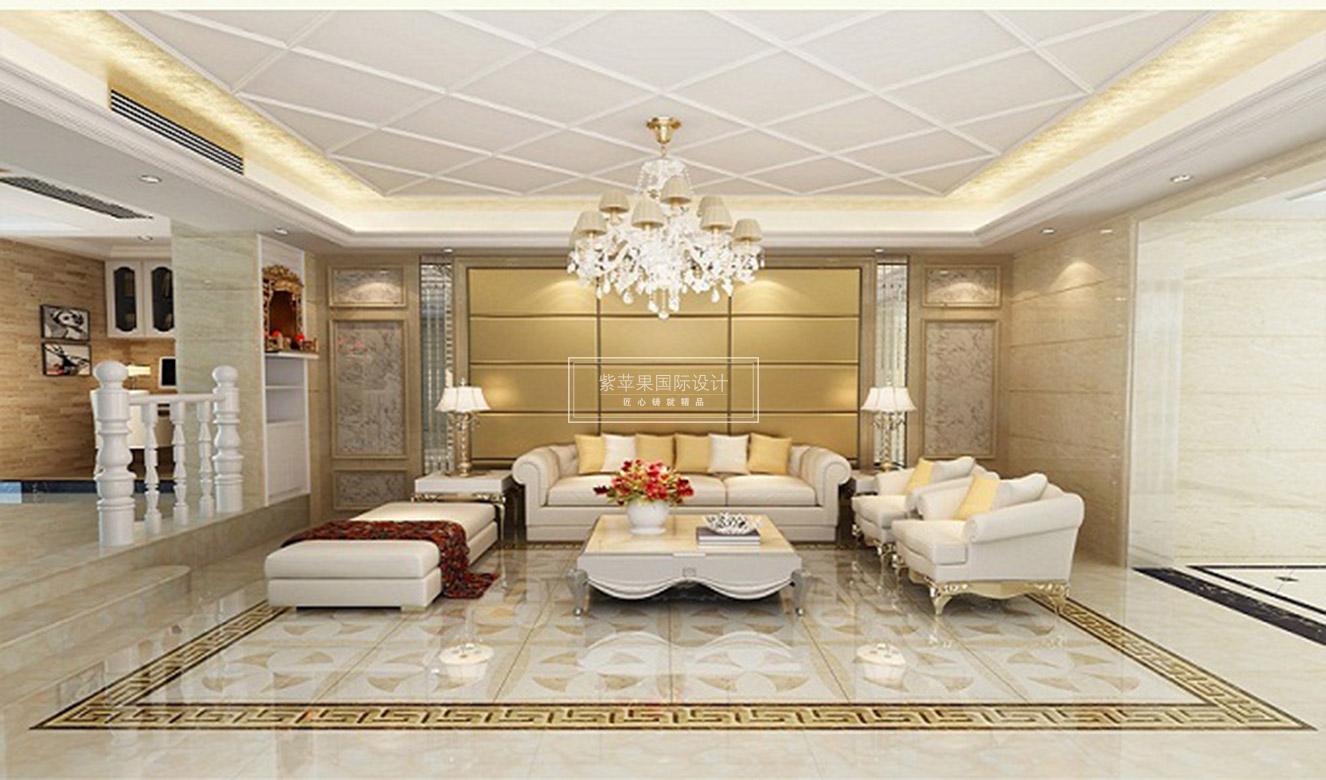 别墅装修挑选客厅瓷砖的5点选购技巧
